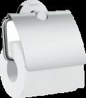 Suport hartie igienica cu aparatoare Hansgrohe Logis Universal crom