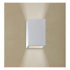 Aplica Applique PN ALTAIR PAR317 G9 25W gesso bianco verniciabile biem