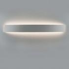 Aplica Applique BF 2493 C 60W LED 6900LM gesso bianco verniciabile bie