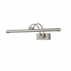 Aplica Applique PN MAMBO PAR00225 LED 7W acciaio moderno parete orient