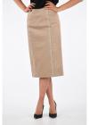 Fendi Drill Stretch Cotton PLUTO Skirt