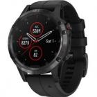 Smartwatch Fenix 5s Plus Sapphire Negru