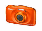 COOLPIX WATERPROOF W150 backpack kit orange