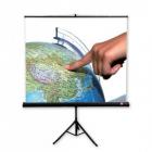 Ecran de proiectie Tripod Standard 200 200x200 cm 1 1 Matt White