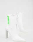 FENTY 12cm Leather Ankle Boots