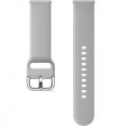 Bratara Sport Silicon Pentru Galaxy Watch Active Gri