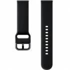Bratara Sport Silicon Pentru Galaxy Watch Active Negru