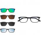 Rame ochelari de vedere dama clip on THEMA U 247 C02M