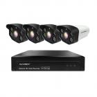 Sistem supraveghere video IP 4 camere exterior 50m 1080P Aevision