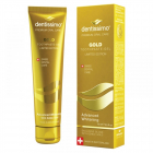 Pasta De Dinti Gel Advanced Whitening GOLD Dentissimo BioDent 75 ml