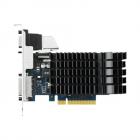 Placa video ASUS GeForce GT 730 Silent 2GB DDR3 64 bit
