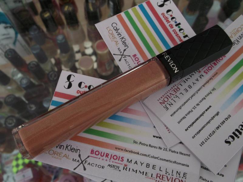 Lip gloss Revlon Colorburst  - Gold Dust