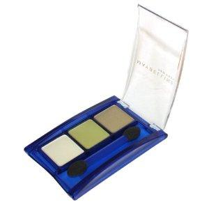 Fard Maybelline New York Trio Eye Shadow - Irish Green