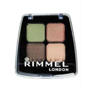 Fard Rimmel Colour Stay Quad - Urban Flower