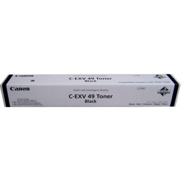 Toner CEXV49B black