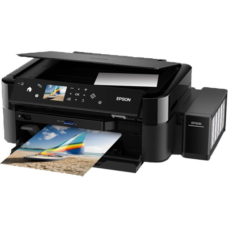 Multifunctionala L850 inkjet CISS color A4