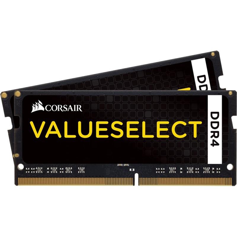 Memorie laptop ValueSelect 16GB DDR4 2133 MHz CL15 Dual Channel Kit