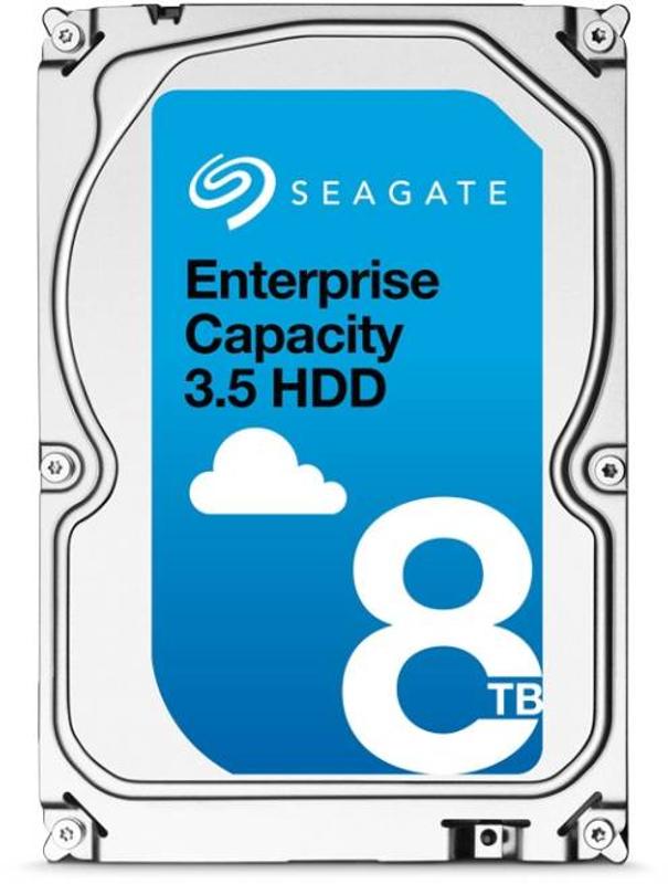 Unitate de stocare server Seagate Enterprise Capacity 8TB 7200RPM 256MB 12Gb/s SAS