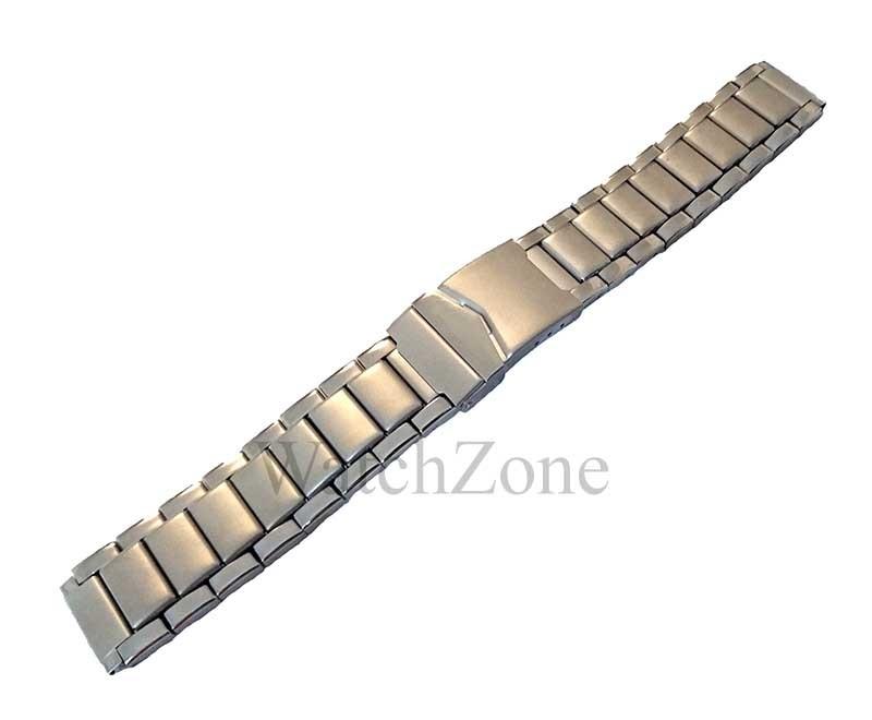 Bratara Ceas Otel Inoxidabil Argintiu cu Doua Nuante 18mm WZ1482
