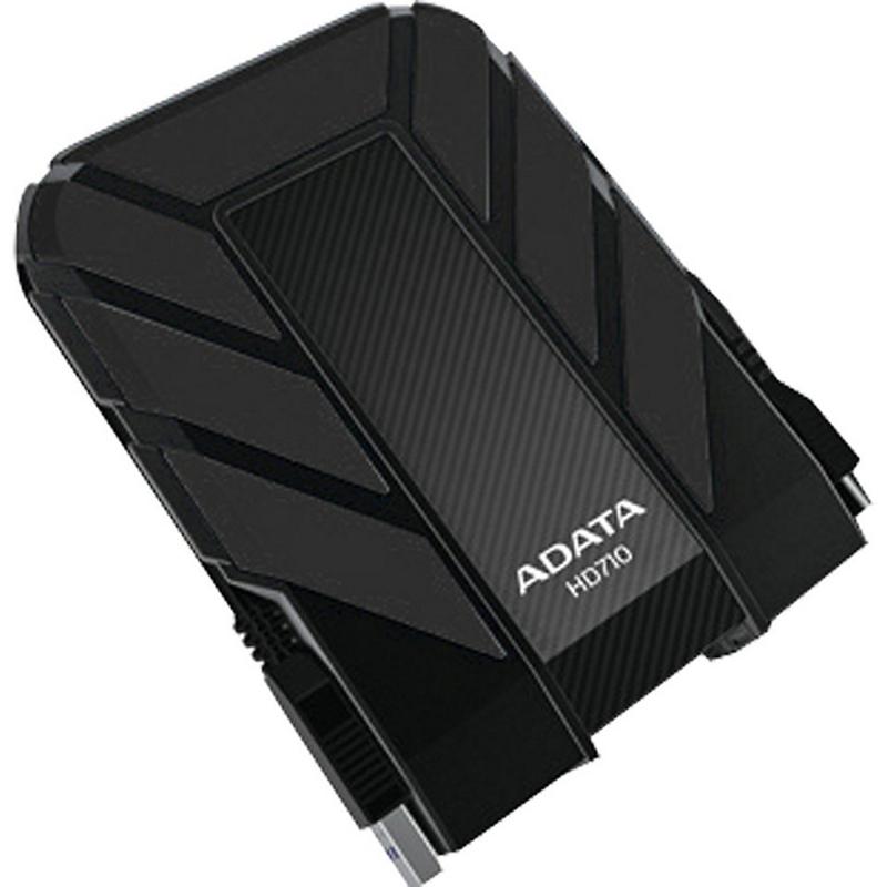 Hard disk extern ADATA HD710 Pro 4TB 2.5 inch USB3.0 Black IP68