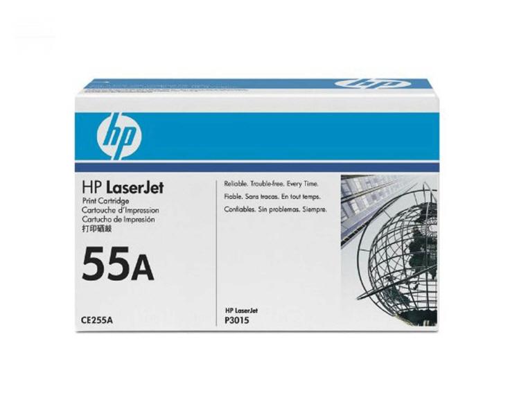 Cartus: HP LaserJet P3015 black
