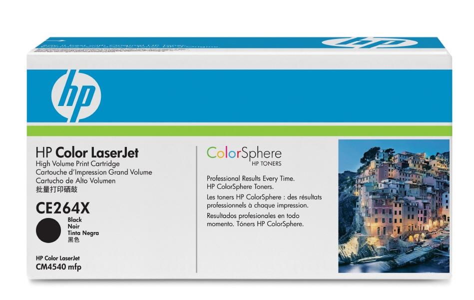Cartus: HP Color LaserJet CM4540 Series - Magenta