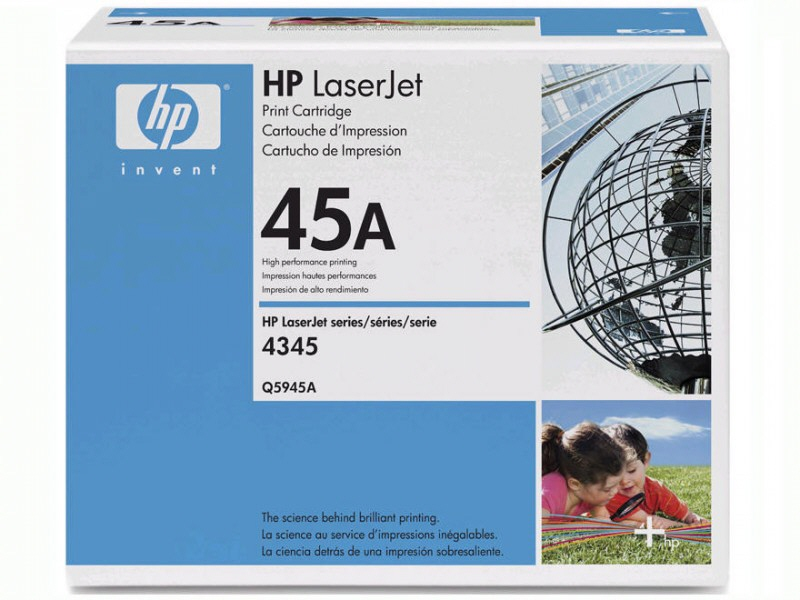 Cartus: HP LaserJet 4345mfp WITH CHIP
