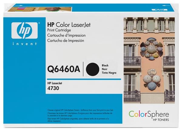 Cartus: HP Color LaserJet 4730 Series - Black