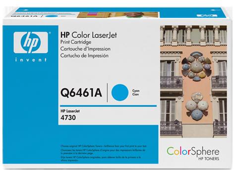 Cartus: HP Color LaserJet 4730 Series - Cyan