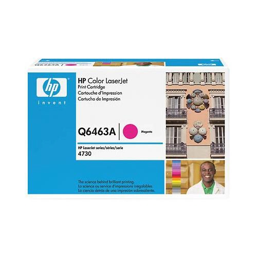 Cartus: HP Color LaserJet 4730 Series - Magenta