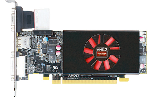 Placa video: AMD RADEON R7 240; 2048 MB; GDDR3; PCI-E 16X; VGA F; DVI-D F; HDMI-A F; 'R7 240'