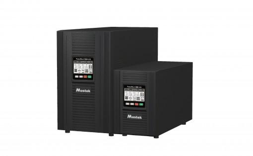 UPS MUSTEK PowerMust 3024 online LCD (3KVA), IEC (include timbru verde 3 lei)