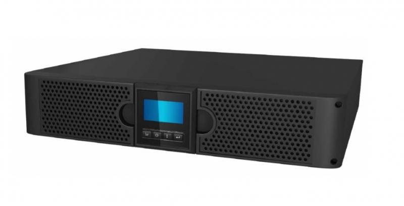 UPS MUSTEK. PowerMust 3027 online LCD RM (3KVA), IEC (include timbru verde 3 lei)