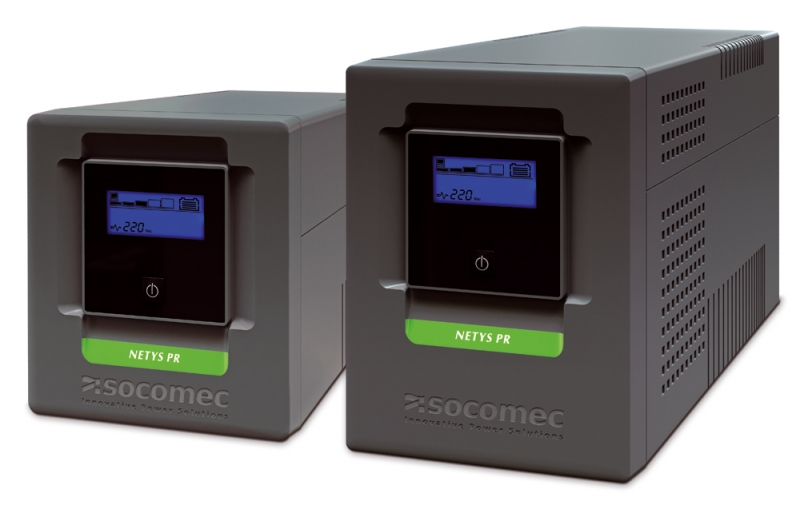UPS SOCOMEC Netys PR MT 2000VA (include timbru verde 3 lei)