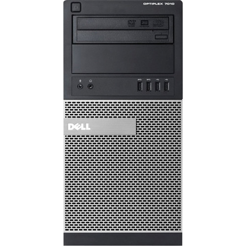 Dell, OPTIPLEX 7010, Intel Core i3-3220, 3.30 GHz, video: Intel HD Graphics 2500; TOWER
