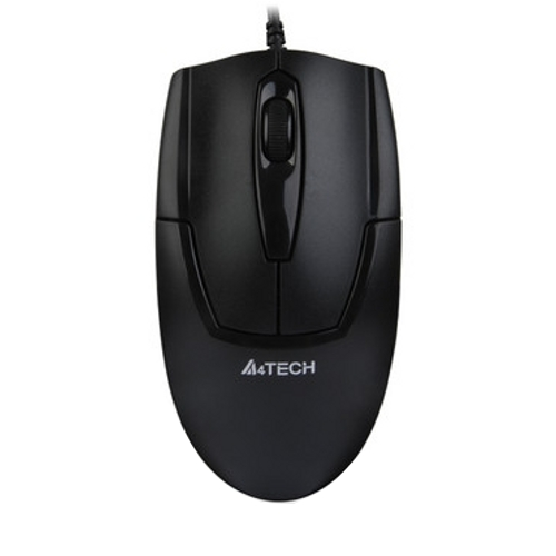 Mouse A4TECH; model: OP-540NU-1; NEGRU; USB