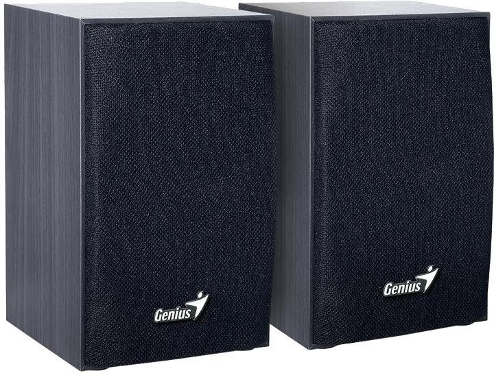 BOXE 2.0 GENIUS 'SP-HF160', RMS: 2Wx2, black, USB power '31731063100' (include timbru verde 0.01 lei)