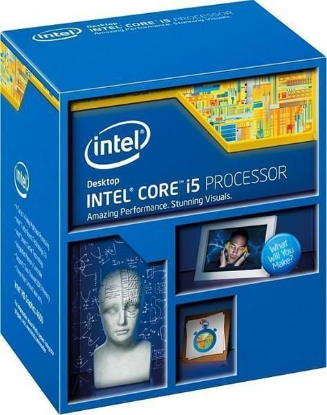 CPU INTEL skt. 1150 Core i5 Ci5-4590S, 3.0GHz, 6MB BOX 'BX80646I54590S'