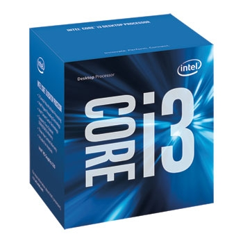 CPU INTEL skt. 1151 Core i3 Ci3-6100, 3.7GHz, 3MB 'BX80662I36100'