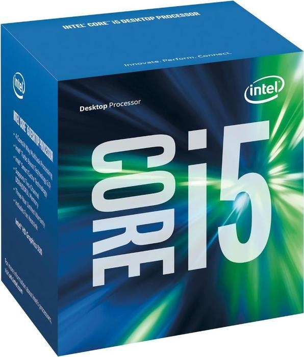 CPU INTEL skt. 1151 Core i5 Ci5-6600, 3.3GHz, 6MB 'BX80662I56600'
