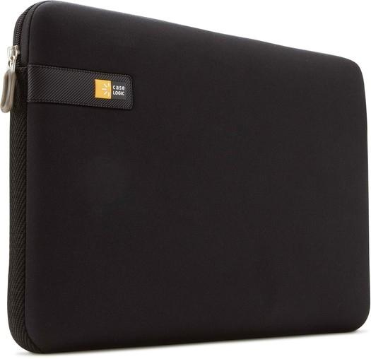 Husa laptop 14' Case Logic, slim, spuma eva, black 'LAPS114K'