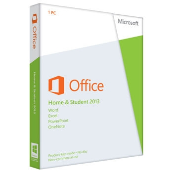 LICENTA OFFICE Home and Student 2013 32-bit/x64 RO '79G-03734'