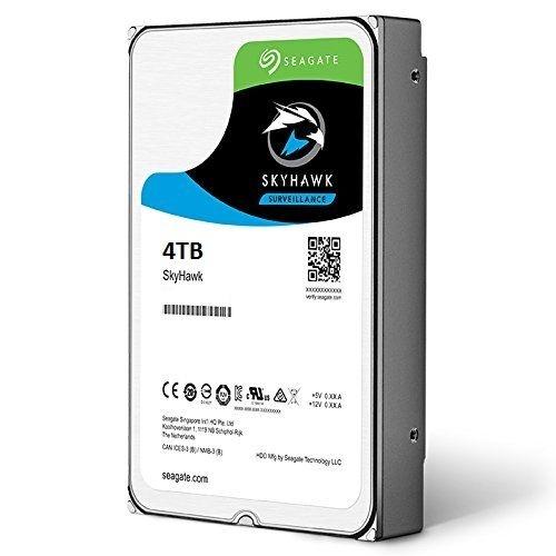 HDD 4TB 5900 64M S-ATA3 'SkyHawk' SEAGATE (ST4000VX007)