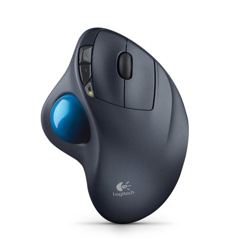 Trackball Wireless Logitech M570 Black (910-002090)