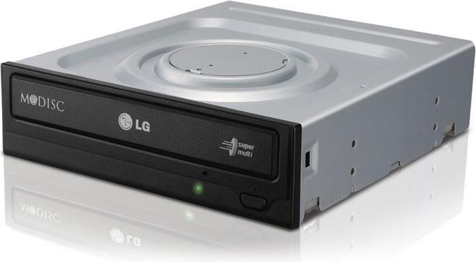DVD RW LG S-ATA BLACK (GH24NSD1)