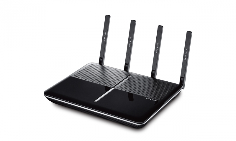 ROUTER 4 PORTURI WIRELESS, AC2600, Dual Band, Gigabit (Archer C2600)