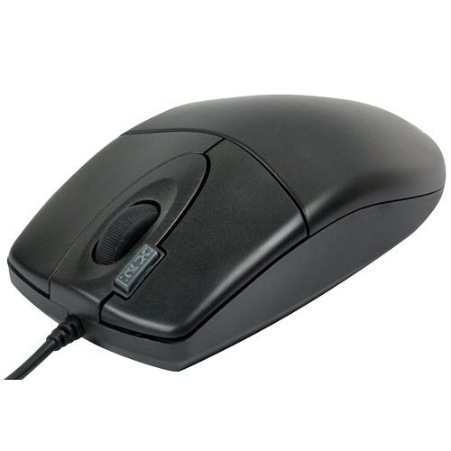 Mouse Optic USB A4TECH V-Track, Black (OP-620D-USB-1)