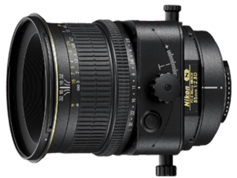 85mm f/2.8D Micro NIKKOR PC-E