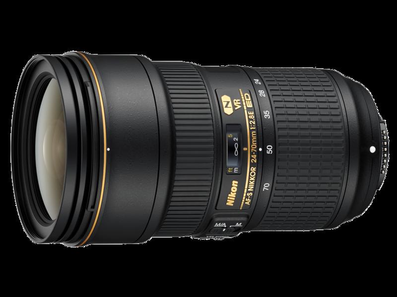 24-70mm f/2.8E ED VR AF-S NIKKOR