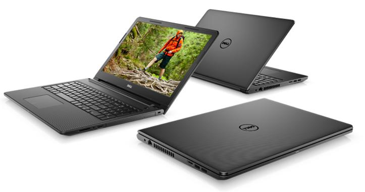 Laptop Dell Inspiron 3567, 15.6-inch FHD (1920x1080) Anti-Glare LED-Backlit Display, LCD Back Cover for Non-Touch Screen - Black, 7th Generation Intel(R) Core(TM) i7-7500U Processor (4MB Cache, up to 3.5 GHz), HD (720p) capable webcam, microphon ...